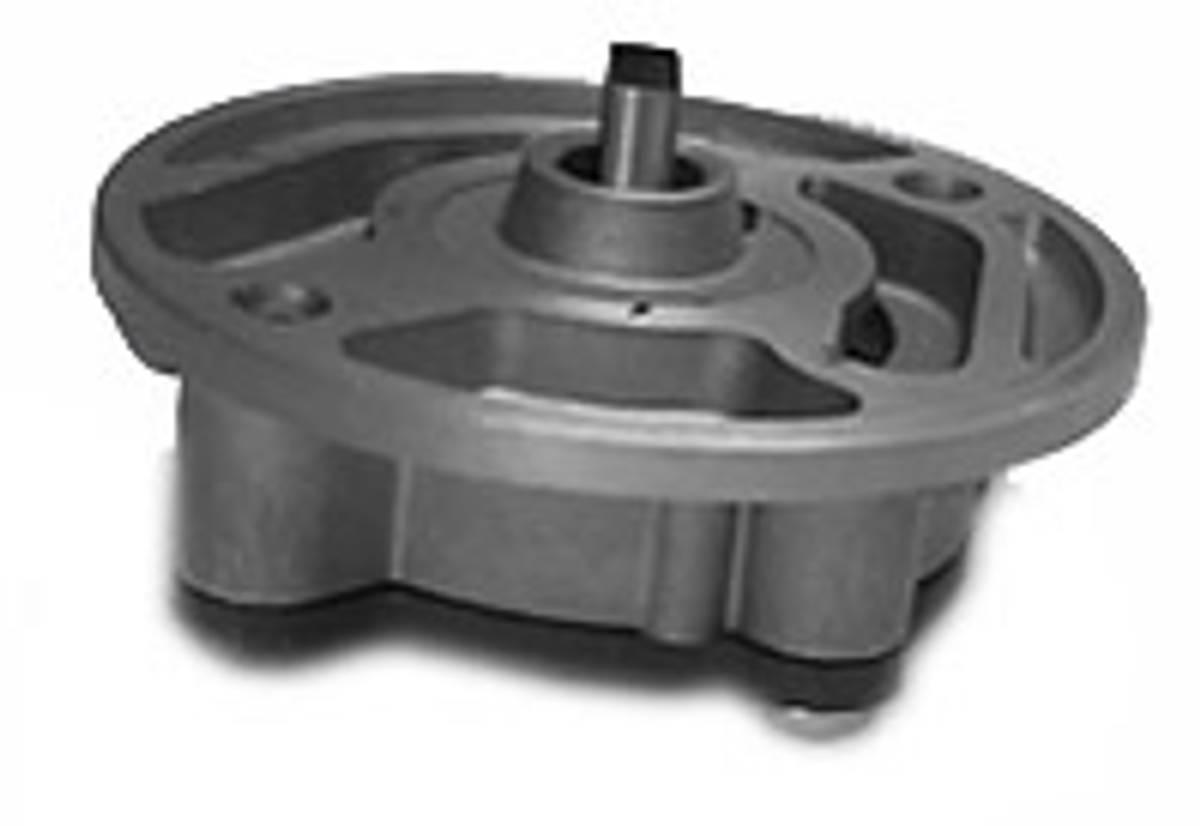 Oljepumpe 1275cc - slot drive