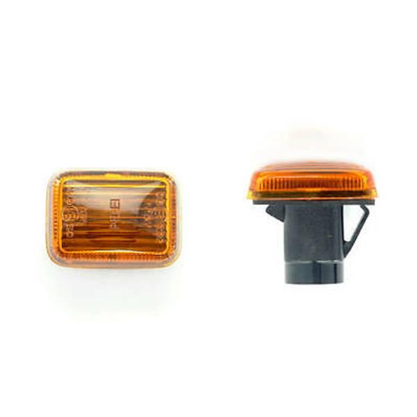 Bilde av Sideblinklys 1986-2000, orange